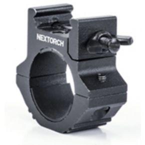 Nextorch Βάση Φακού Για Picatinny 22-26,5mm
