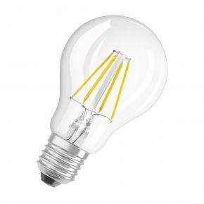 Osram LED Λάμπα Value Classic A60 7W E27 Clear Filament