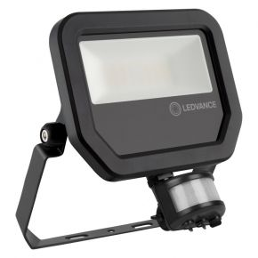 Osram LED Προβολέας Floodlight Performance Με Αισθητήρα Κίνησης/Φωτός 20W IP65 Black