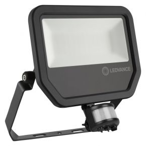 Osram LED Προβολέας Floodlight Performance Με Αισθητήρα Κίνησης/Φωτός 50W IP65 Black