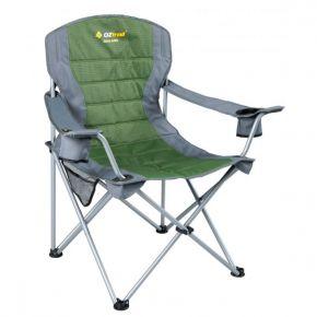 Oztrail Καρέκλα Πτυσσόμενη DELUXE JUMBO ARM Πράσινη