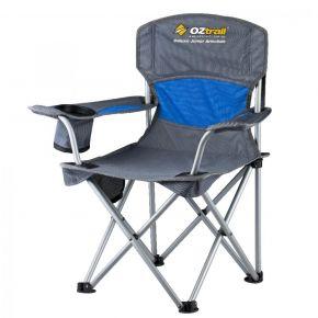 Oztrail Καρέκλα Πτυσσόμενη DELUXE JUNIOR Μπλέ