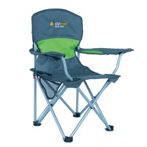 Oztrail Καρέκλα Πτυσσόμενη JUNIOR DELUXE ARM CHAIR Πράσινη