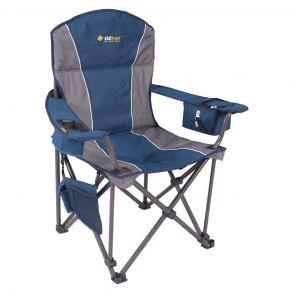 Oztrail Καρέκλα Πτυσσόμενη TITAN ARM Μπλέ