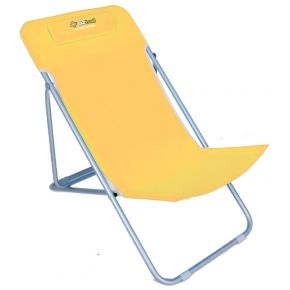 Oztrail Καρέκλα Παραλίας Sand Trax Beach Yellow