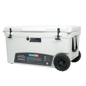 Polar King Ψυγείο 66.3L Roller