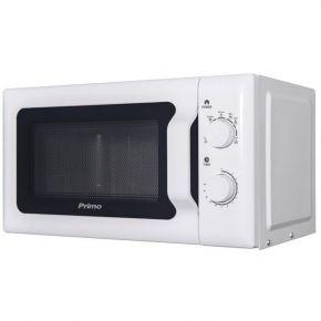 Primo Φούρνος Μικροκυμάτων 20L PRMW-40245 700W Λευκός