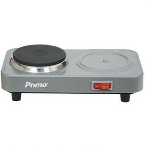 Primo Ηλεκτρική Εστία Καφέ PRHP-40219 450W Silver