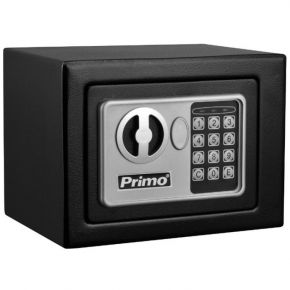 Primo Χρηματοκιβώτιο Ηλεκτρονικό PRSB-50014 Μαύρο