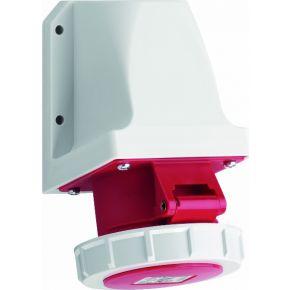ABL-Sursum Πρίζα Θηλυκή Εξωτερική Επίτοιχη Βιομηχανικού Τύπου IP67 4x63A