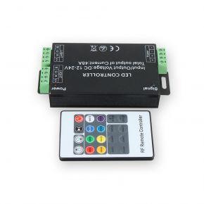 Lucas LED RGB Controller RF SYNCHRONIZED 48A