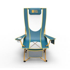 SALTY TRIBE Καρέκλα Παραλίας Avandes Chair Μπλέ