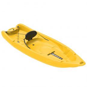 SEAFLO Adult And Kid Kayak Yellow