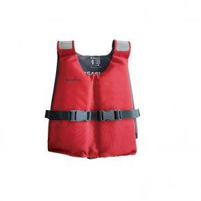 SEAFLO Kids Life Jacket Red