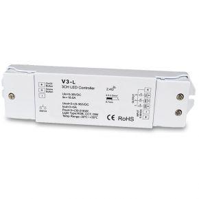 Cubalux Simplicity led controller 4-1