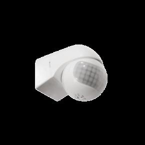 SL Ανιχνευτής Κίνησης Υπέρυθρων Τοίχου IP44 Στρογγυλός