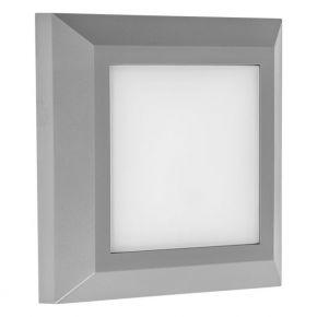 SL LED Απλίκα 3W SMD Εξωτερικού Χώρου Τετράγωνη IP65