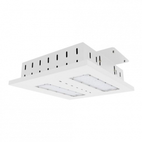 SL LED Φωτιστικό Βενζινάδικου 100W HPL Hi Power IP65