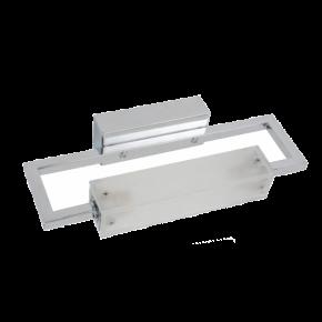 SL LED Φωτιστικό Λουτρού 10W Μέταλλο και Γυαλί R7s 118mm IP20