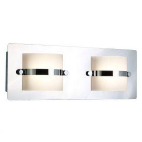 SL LED Φωτιστικό Λουτρού 2x5W Μεταλλικό COB IP44