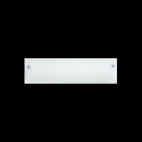 SL LED Φωτιστικό Λουτρού 2x7W Μέταλλο & Γυαλί E14 IP20 Λευκό