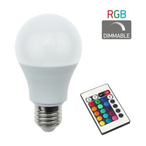 SL LED Λάμπα 7.5W E27 A60 Dimmable