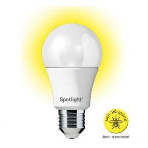 SL LED Λάμπα E27 A60 5W Αντικουνουπική