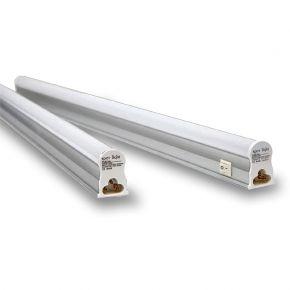 SL LED Γραμμικό Φωτιστικο T5 11W Οβάλ 90cm Intergrated