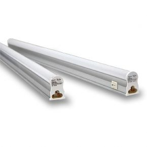 SL LED Γραμμικό Φωτιστικό T5 4W Οβάλ 30cm Intergrated
