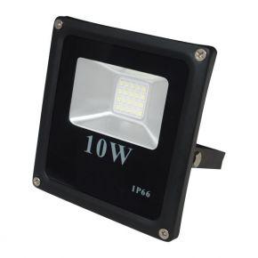 SL LED Λεπτός Προβολέας SMD 10W Epistar IP66