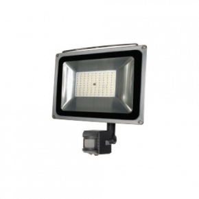 SL LED Προβολέας 30W Floodlight Ανιχνευτής Κίνησης IP65