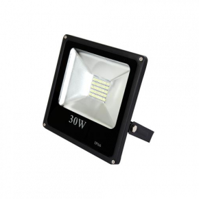 SL LED Προβολέας 30W Χρώματος SMD Floodlight IP65