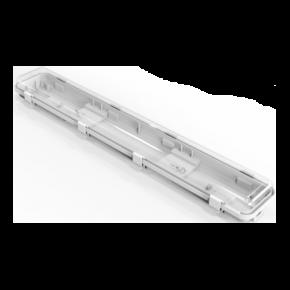SL LED Σκάφη T8 2x24W Στεγανή IP65
