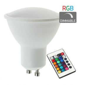 SL LED Spot 4.5W GU10 Dimmable