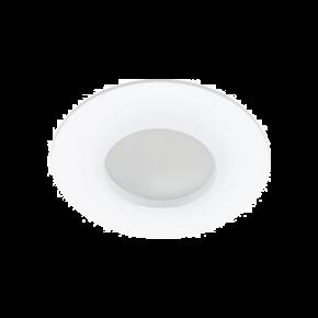 SL Spot Οροφής Xωνευτό GU10 IP44 White