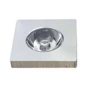 SL LED Τετράγωνο Χωνευτό Φωτιστικό 1.5W COB