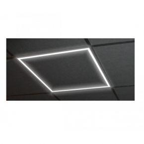 SL Τετράγωνο LED Χωνευτό Panel 40W SMD