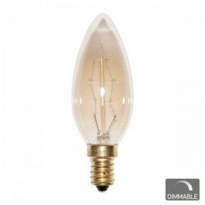 SL Λάμπα 40W Edison Vintage Πυράκτωσης ø35mm E14 Dimmable