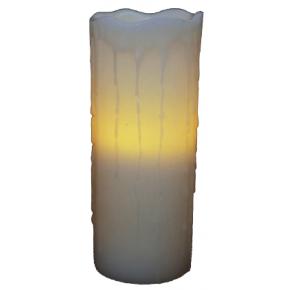 SL LED Φωτιστικό Κερί Διακοσμητικό Flameless 200mm