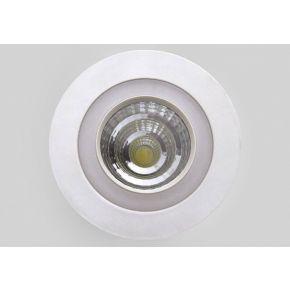 SL Στρογγυλό Slim 12W LED Panel Χωνευτό Downlight SMD & COB