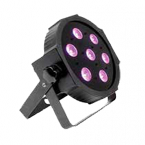 Spacelights LED PAR Slim 7x10W