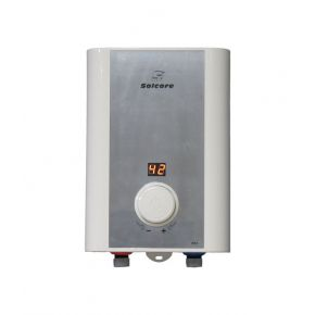 SOLCORE NK2 Μονοφασικός Ηλεκτρικός Ταχυθερμαντήρας Νερού 7.0kW (Inverter)