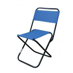 Summer Club Σκαμπό - Καρέκλα Με Πλάτη