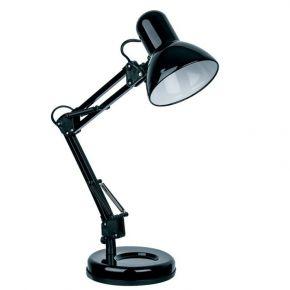 Sunfos Φωτιστικό Γραφείου Μεταλλικό SUDL-30136 Ε27 40W Μαύρο