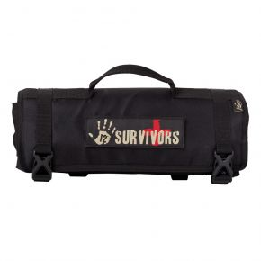 Survivors First Aid Rollup Kit