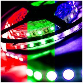 Spacelights LED Ταινία 12V 7,2W IP65 RGB