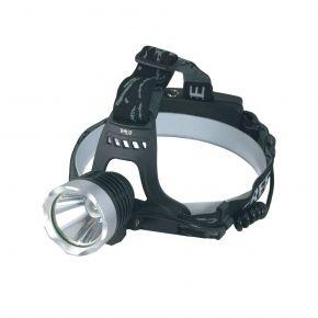 Telco Φακός Κεφαλής LED CREE T6 3W YD-HR16XQ