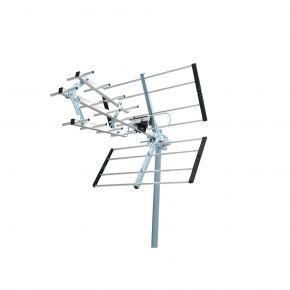 Telco Κεραία Τηλεόρασης Εξωτερικού Χώρου 35dB UHF-366