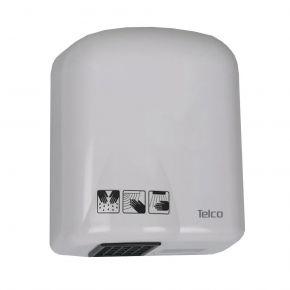 Telco Στεγνωτήρας Χεριών Πλαστκός ABS 1650W QZ180C
