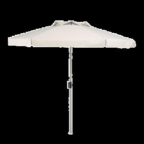TERRA NATION Ομπρέλα Θαλάσσης Kaukiri Plus Λευκή